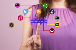 social media touch