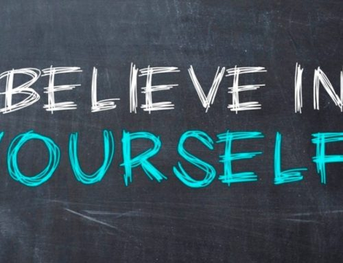 Greatness Starts with Believing in Yourself