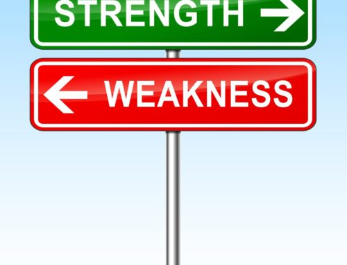 Face Your Weaknesses to Find Your Strength