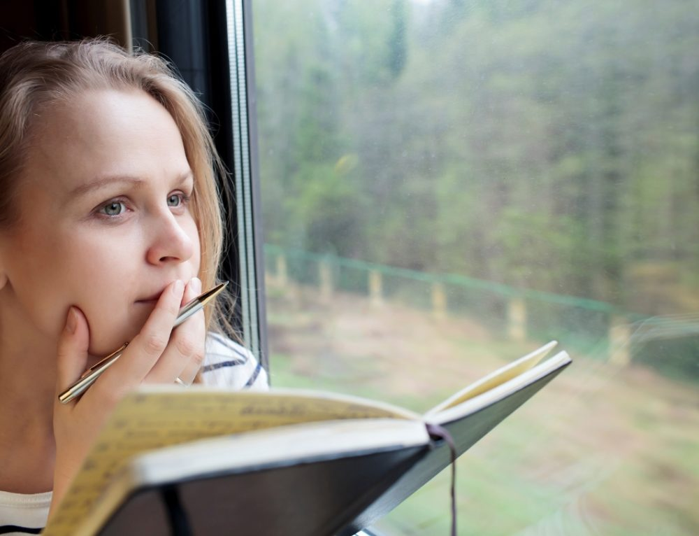 Capturing Your Writing Ideas (even on the train)