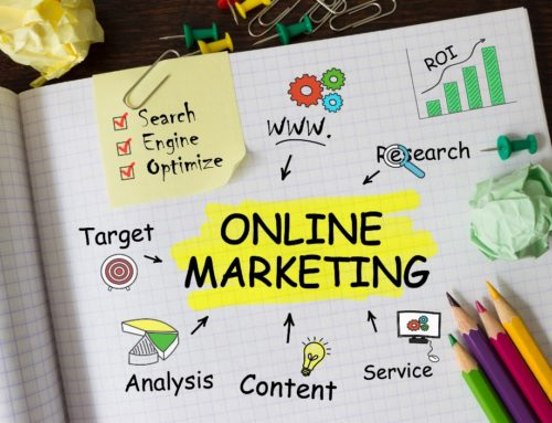 Mastering Online Marketing in Easy Steps