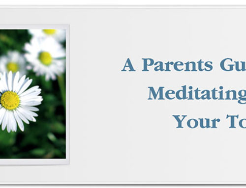A Parent's Guide to Meditating With Your Toddler