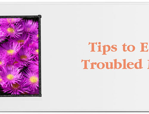 Tips to Ease a Troubled Mind
