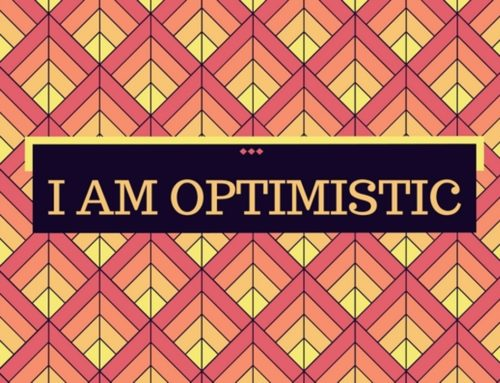 I am optimistic