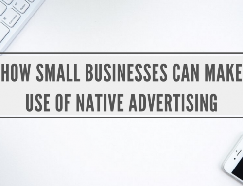 How Small Businesses Can Make Use of Native Advertising
