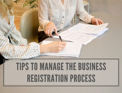 Tips to Manage the Business Registration Process